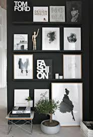 schwarz weiss wohnzimmer wandgestaltung schwarz weiß wohnzimmer einrichten akzentwand