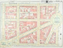 Map Washington Dc Washington Dc Logan Circle Vintage Baist City Map 1957 City Maps