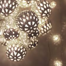 maroq moroccan styled string lights at the glow comapny