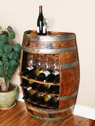 wine tables and racks 36 best wine barrel furniture made in the usa images on pinterest
