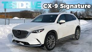 affordable mazda cars affordable premium features 2018 mazda cx 9 signature testdrive