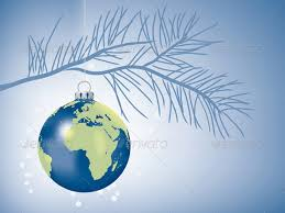 peace on earth ornament by freetransform graphicriver