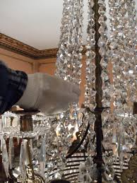 Cleaning Chandelier Crystals Chandelier Cleaning Signature Window Cleaning