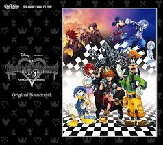 kingdom hearts hd 1 5 u0026 2 5 remix original soundtrack covers
