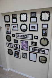 pictures on mirror wall collage free home designs photos ideas
