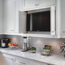 kitchen tv ideas 25 kitchen tv ideas on wood mode tv in kitchen