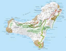Canary Islands Map El Hierro Map