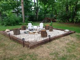Landscape Ideas For Backyard by Inspiration For Backyard Fire Pit Designs Fire Pit Area Fire