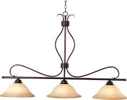 Lighting Kitchen Island Three Posts Birdsall 3 Light Kitchen Island Pendant U0026 Reviews