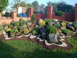 How To Make Rock Garden Extraordinary How To Make A Rock Garden Photos Best Ideas
