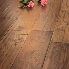 prestige hardwood flooring hamilton plank hickory distressed 6 1 2
