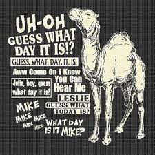 Hump Day Camel Meme - hump day properly ridiculous