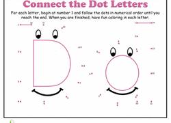 letter d worksheets u0026 free printables education com
