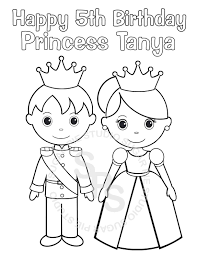 princess and prince coloring pages funycoloring