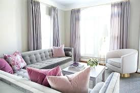 Gray And Pink Curtains Dusty Curtains Codingslime Me