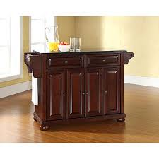 kitchen islands with granite top solid black granite top kitchen island 10069272 hsn