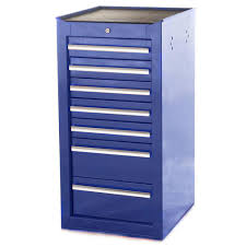 buy maxim 28 drawer combo blue tool box locker side cabinet 76