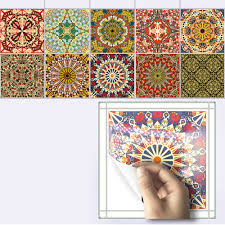 Removable Wallpaper Tiles by Online Get Cheap Bathroom Tile Stickers Aliexpress Com Alibaba