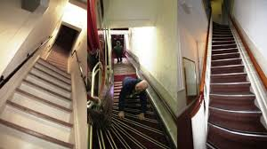 100 most steep narrow and crooked stairs of amsterdam hotels