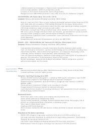 54 Resume Mechanical Engineer Sample by Optical Engineer Resume Example Sample Engineer Resumes