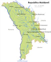 where is moldova on the map list of rivers of moldova