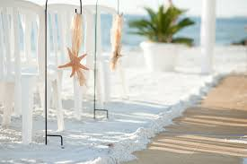 Wedding Aisle Decorations Beach Wedding Aisle Decor