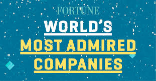 world u0027s most admired companies fortune