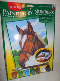 crafts paint by numbers kits find offers online and compare