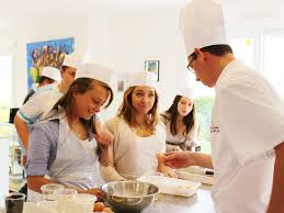 stage de cuisine langues formations alternances initiales continues