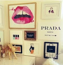 best 25 fashion decor ideas on pinterest wall art for bedroom