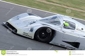 classic mercedes race cars mercedes c11 endurance car silverstone classic 2014 editorial