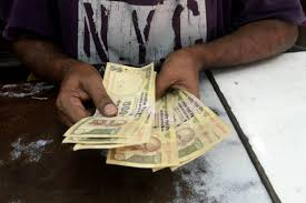 How Much To Give For A Wedding Gift Cash India Economic Fears Grow As Cash Ban Effects Ripple