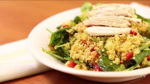 sos cuisine salade de quinoa et poulet sos cuisine