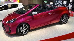 Toyota Aqua The Toyota Aqua Air Concept Could Be The Most Prius