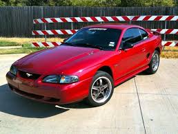 98 ford mustang gt sponsored rides vinny muzzio