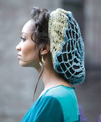 hair net glitz n hairnet crochet pattern heart