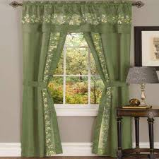 Mint Green Sheer Curtains Green Curtains U0026 Drapes Window Treatments The Home Depot