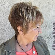 short hairstyles for over 70 hair style fashion