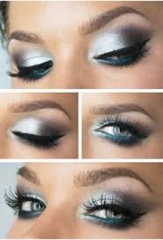 maquillage mariage yeux bleu maquillage yeux en amande femmes