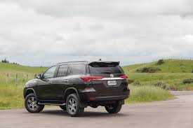 toyota fortuner a future favourite road tests driven