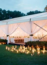 Restaurant String Lights by 24 Unique Wedding Lighting Ideas Brides