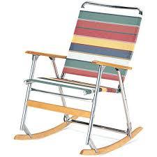 folding outdoor rocking chair vent mesh folding outdoor rocking
