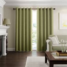 Green And Beige Curtains Smooth Sisal Green Gold Curtains Pistachio Color Rustic Feel