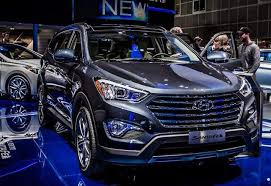 hyundai santa fe facelift hyundai santa fe 2017 facelift price release date