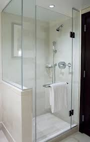 Small Bathroom Designs With Walk In Shower 17 Best Glass Walled Showers Images On Pinterest Bathroom Ideas