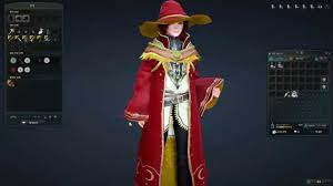 costume wizard robe black desert online witch dyeing clothes and questing youtube