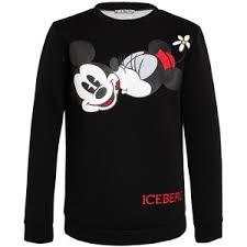 iceberg sweater iceberg mickey and minnie mouse neoprene sweater polyvore