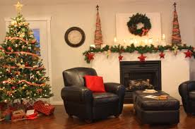 decorating living room for christmas home decorating interior