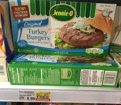new jennie o coupon turkey burgers for as low as 3 00 at kroger