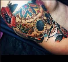 72 beautiful sugar skull tattoos with images piercings models